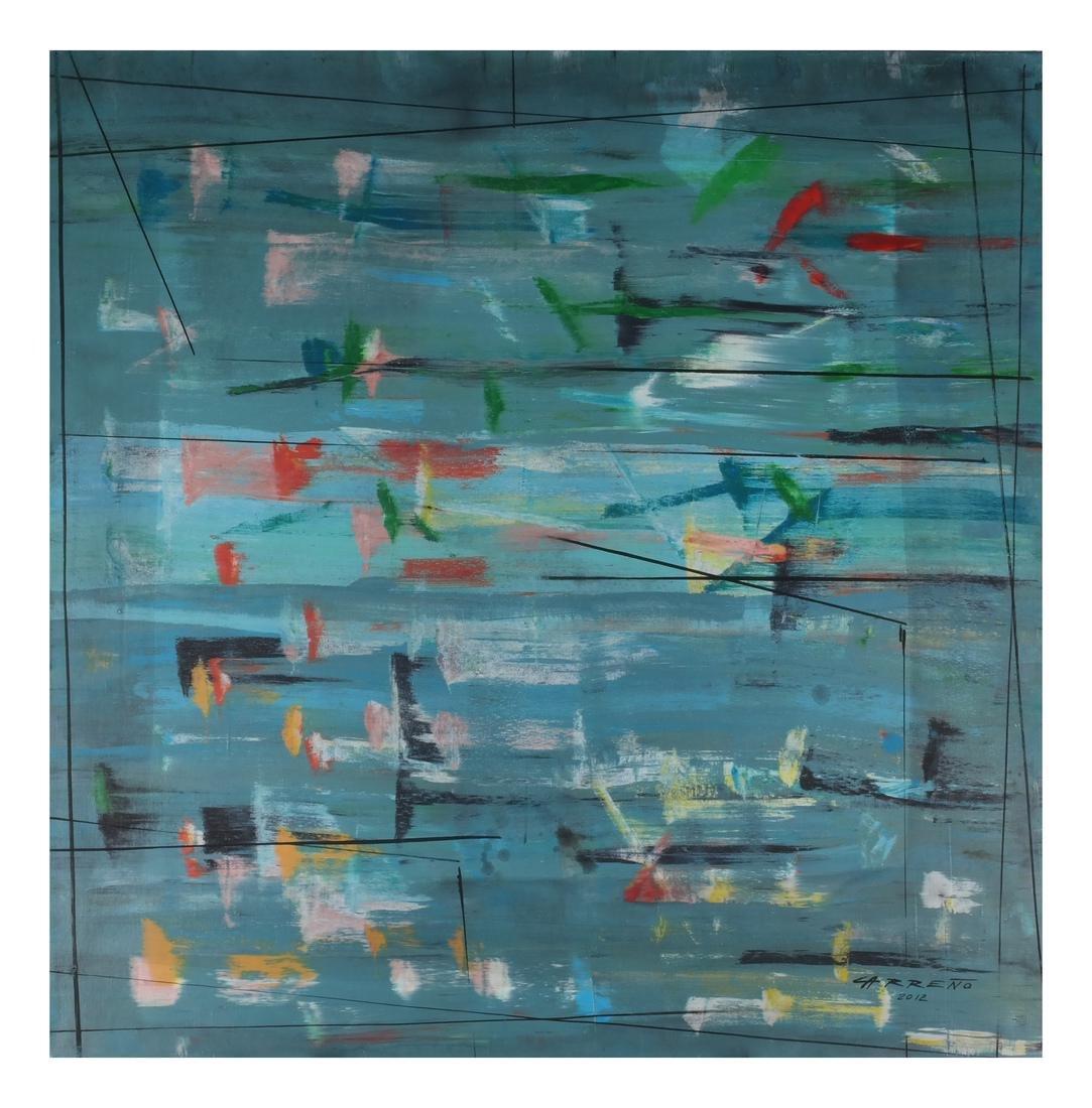 Antonio Carreño: Passing Memories, Oil on Canvas
