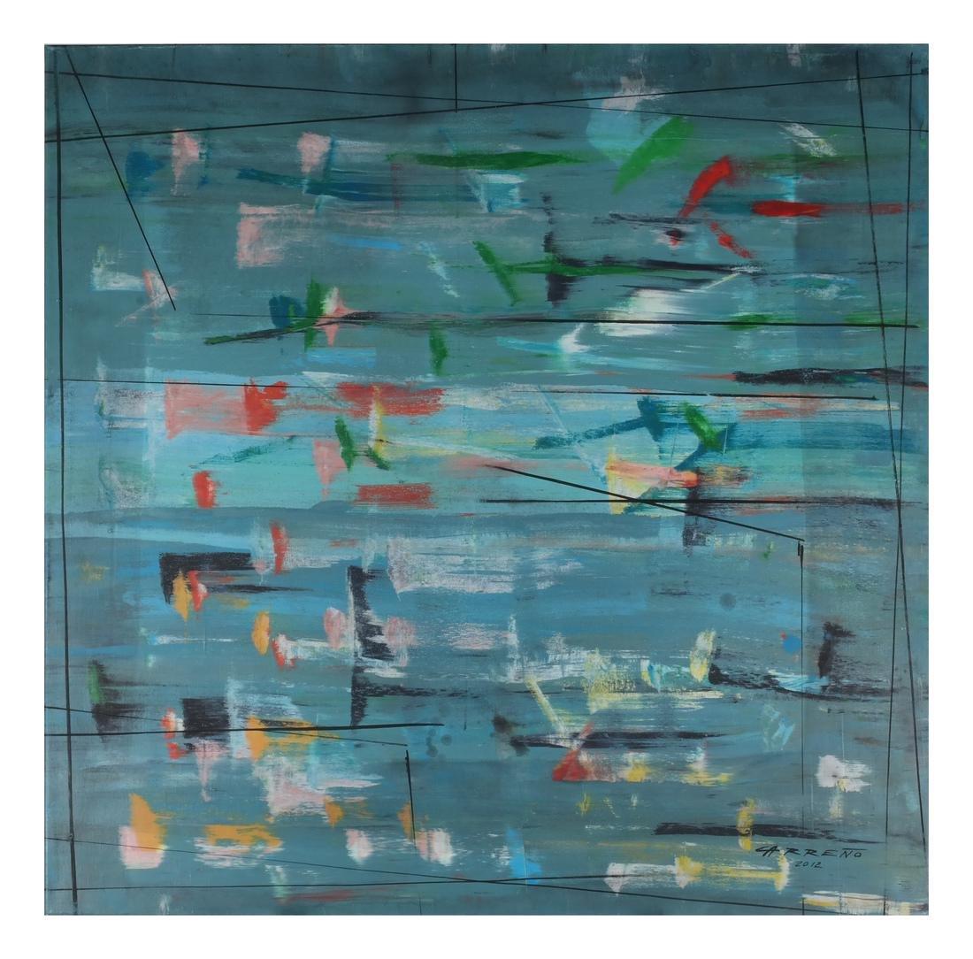 Antonio Carreño: Passing Memories, Oil on Canvas - 2