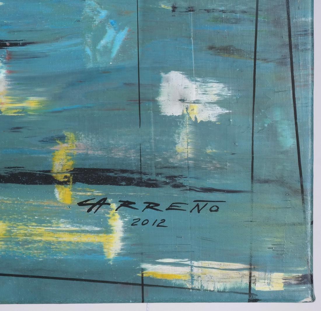 Antonio Carreño: Passing Memories, Oil on Canvas - 3