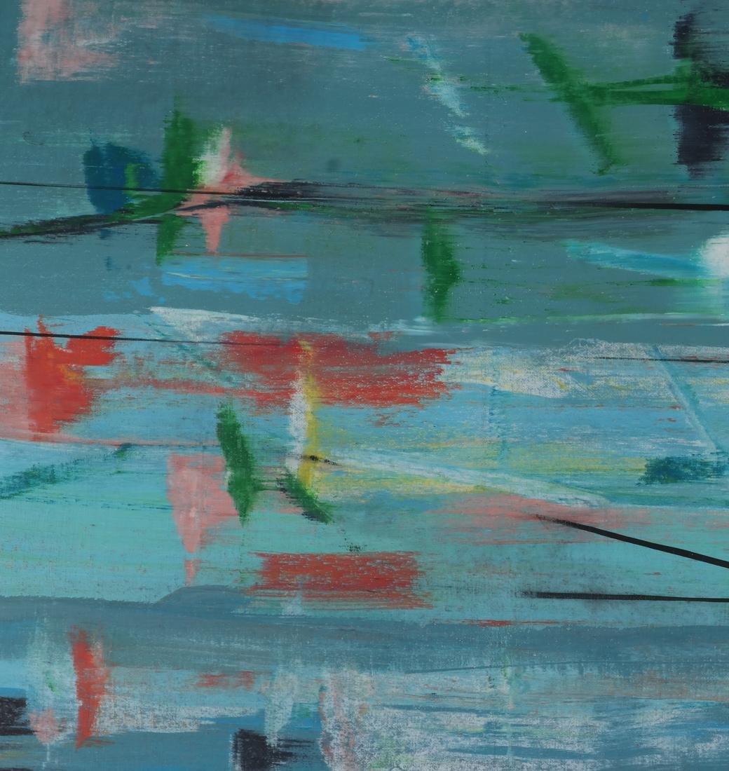 Antonio Carreño: Passing Memories, Oil on Canvas - 5