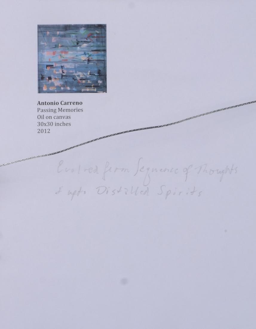 Antonio Carreño: Passing Memories, Oil on Canvas - 6