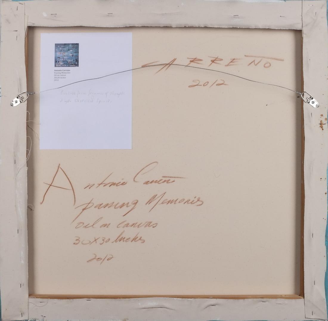 Antonio Carreño: Passing Memories, Oil on Canvas - 9