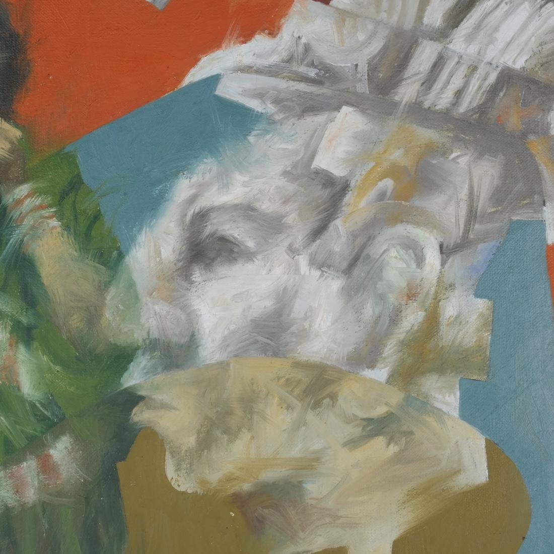 Robert J. Lee: Music of Latin America, O/C - 4