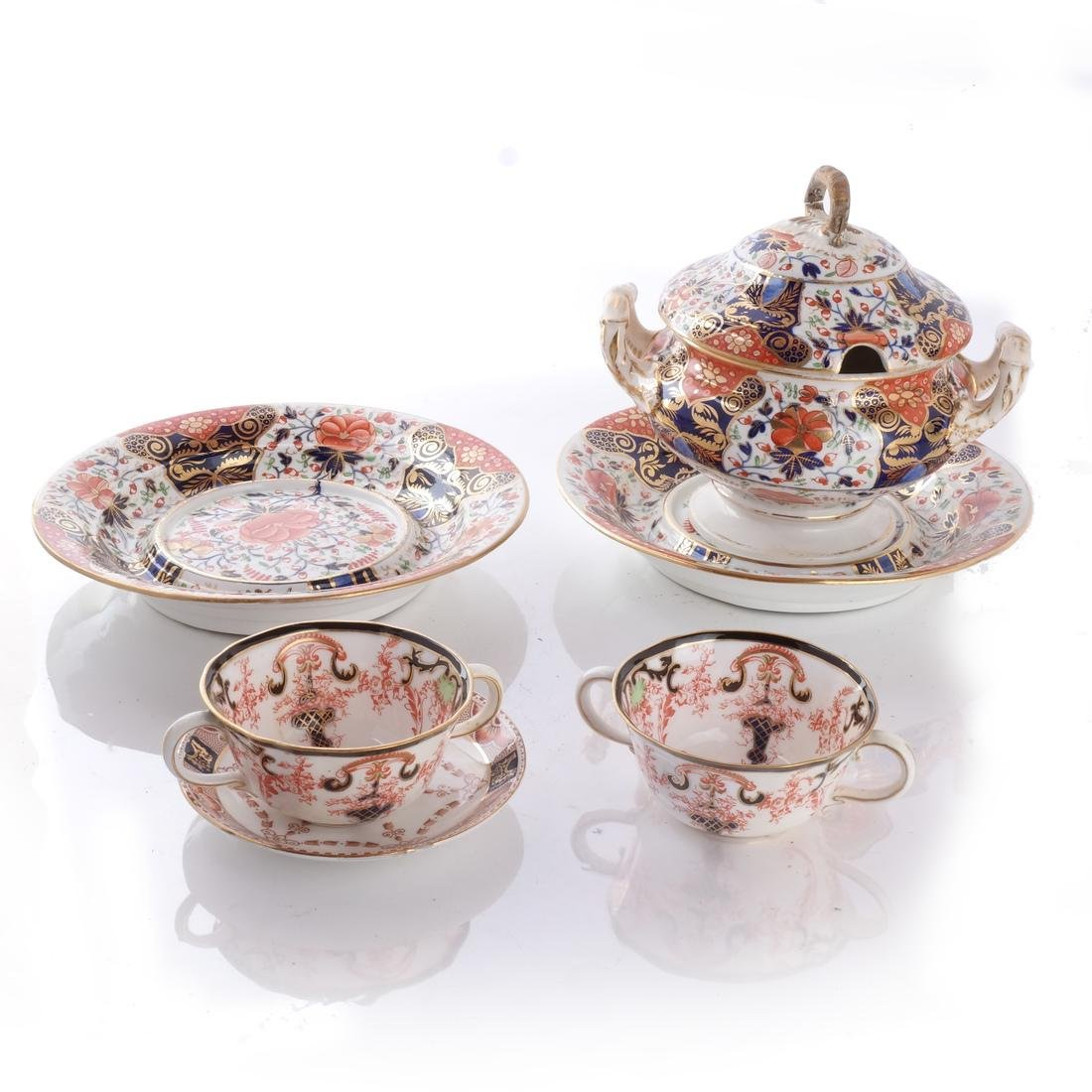 Royal Crown Derby, Dinner Service Items - 5