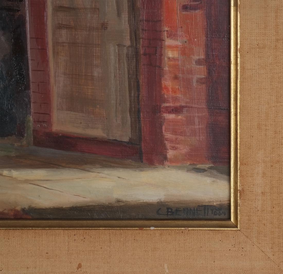 Charles Bennett: Harlem Painting - 4