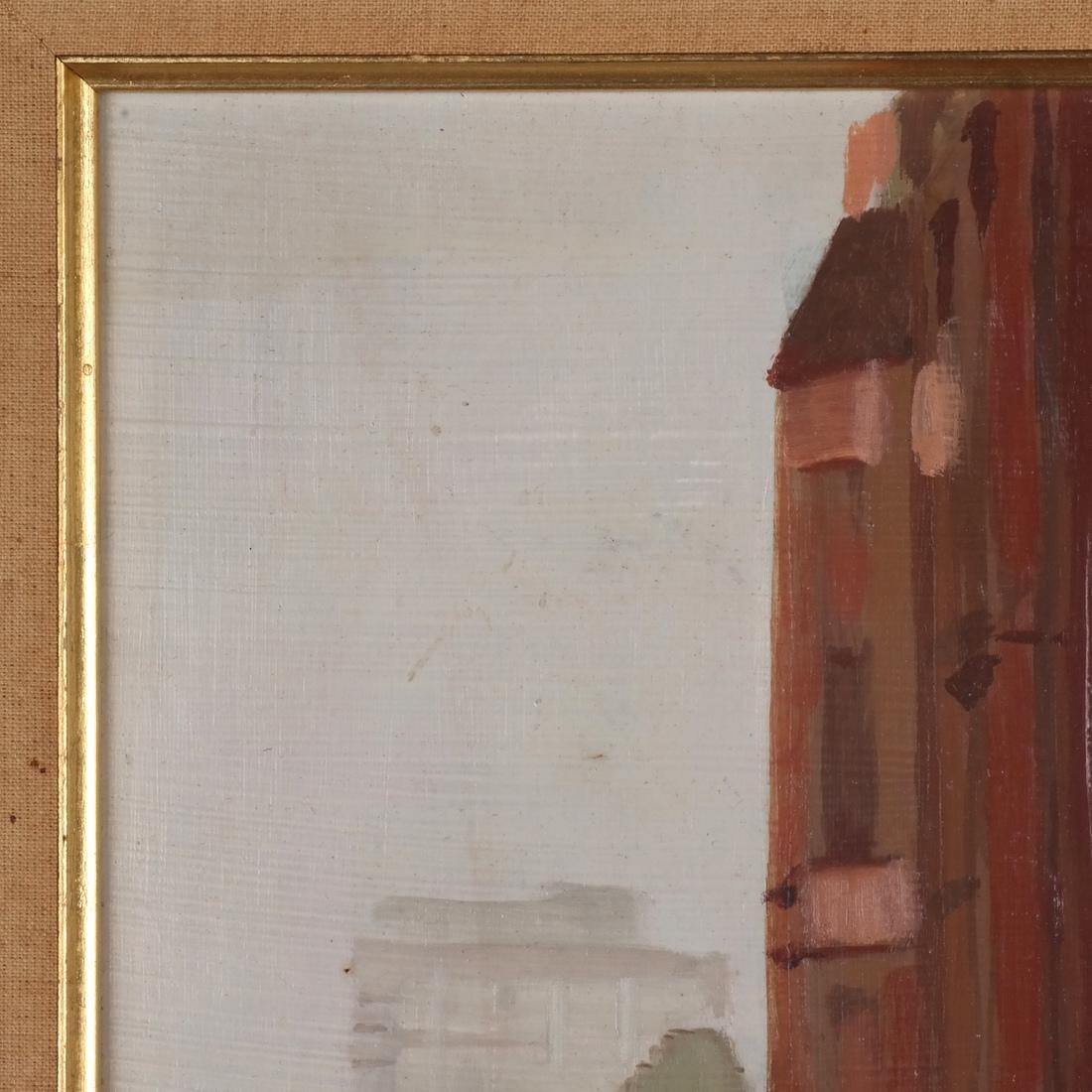Charles Bennett: Harlem Painting - 6