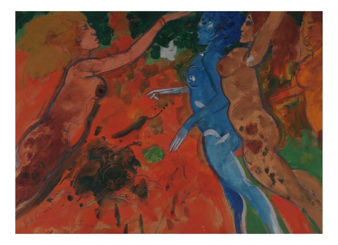 Robert Beauchamp: Abstract Painting