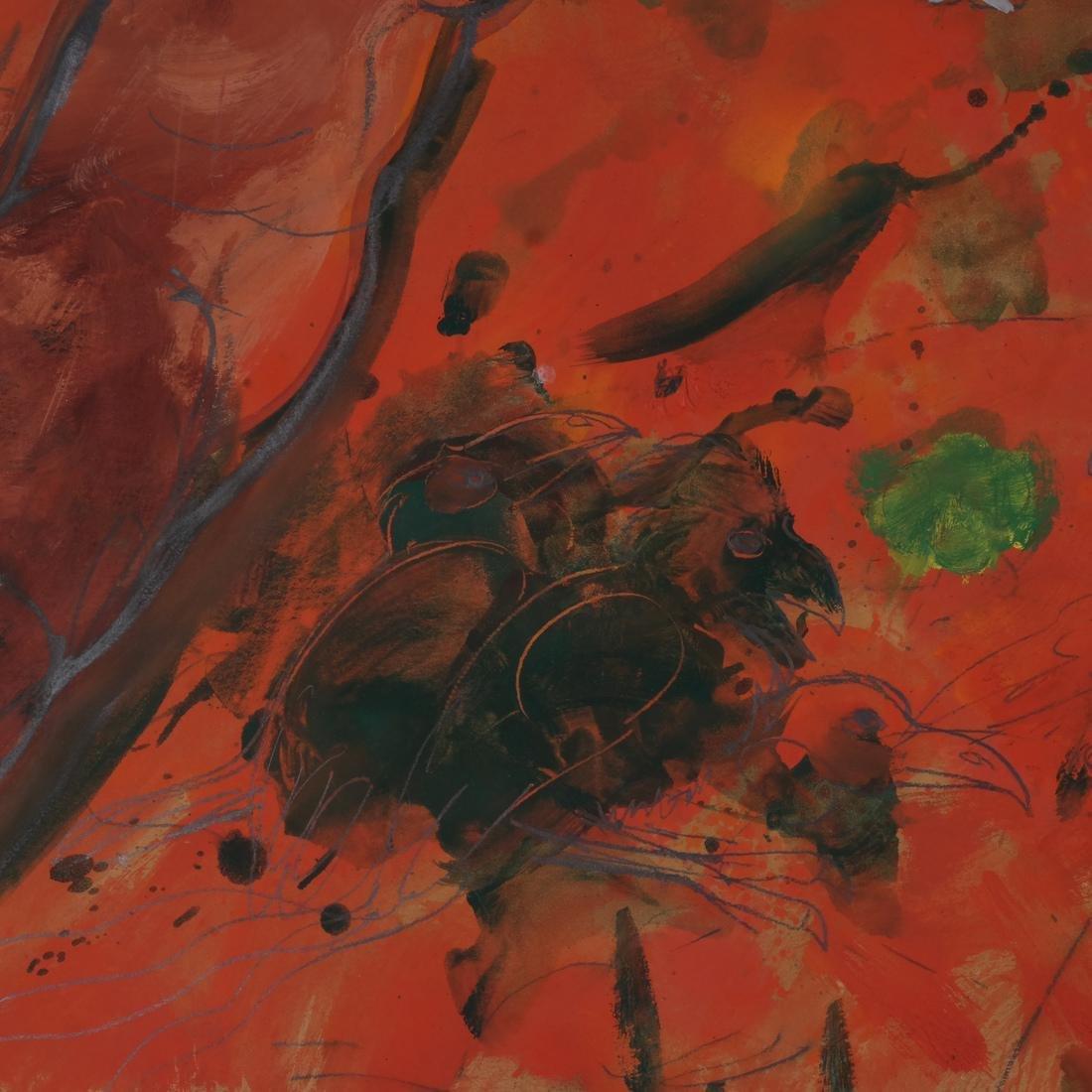 Robert Beauchamp: Abstract Painting - 3