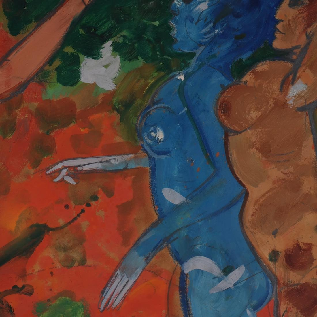 Robert Beauchamp: Abstract Painting - 4