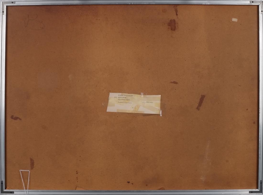 Robert Beauchamp: Abstract Painting - 6