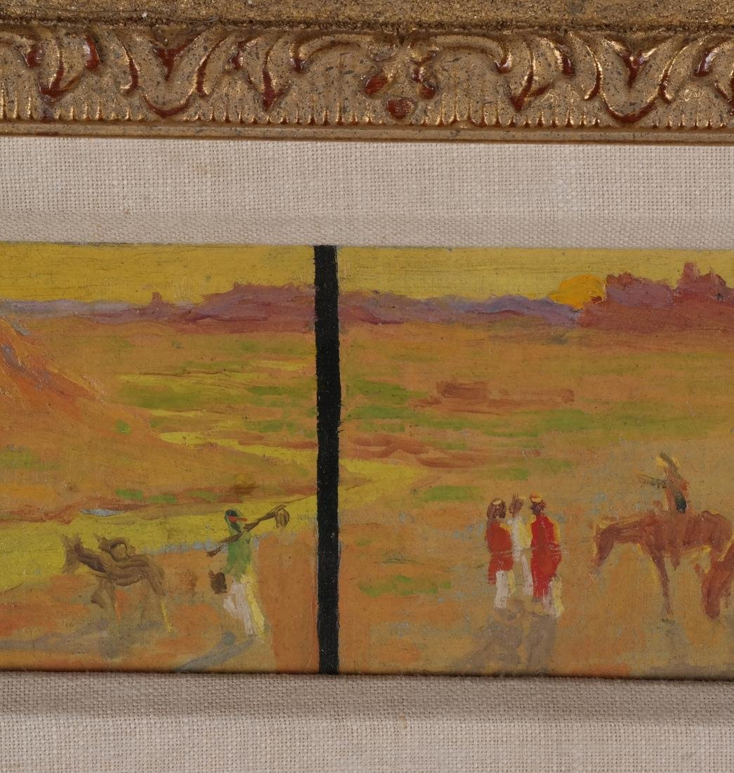 Frank Reed Whiteside: Western Painting - 3