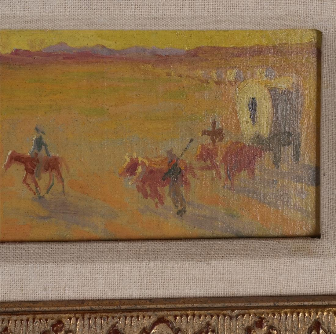 Frank Reed Whiteside: Western Painting - 4