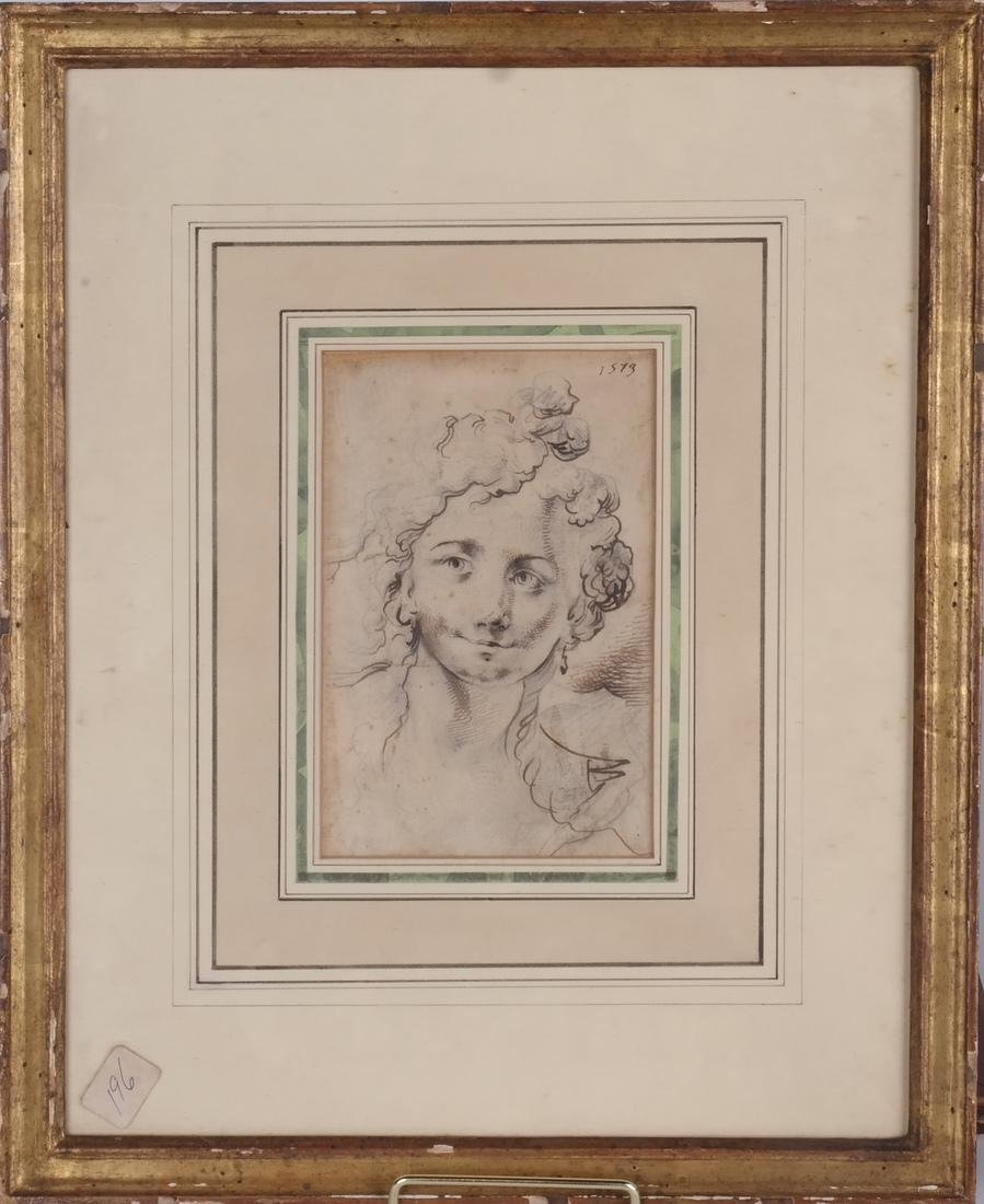 Old Master Drawing - 2