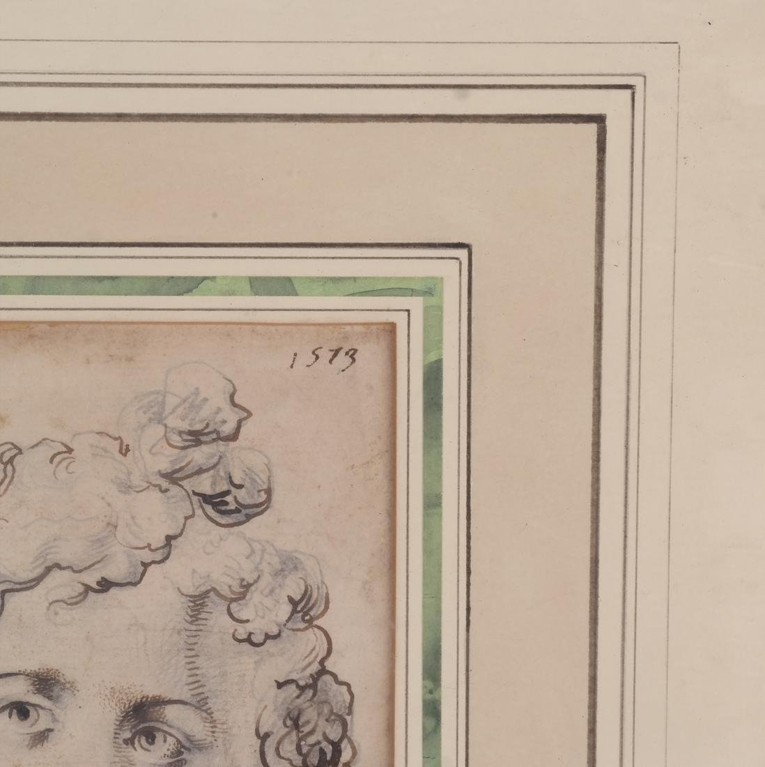 Old Master Drawing - 3