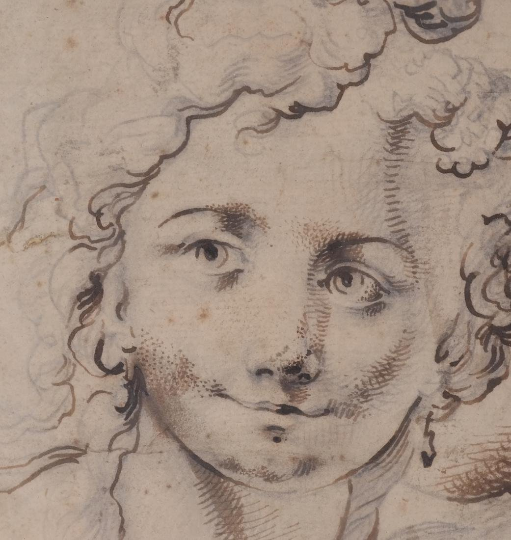 Old Master Drawing - 4