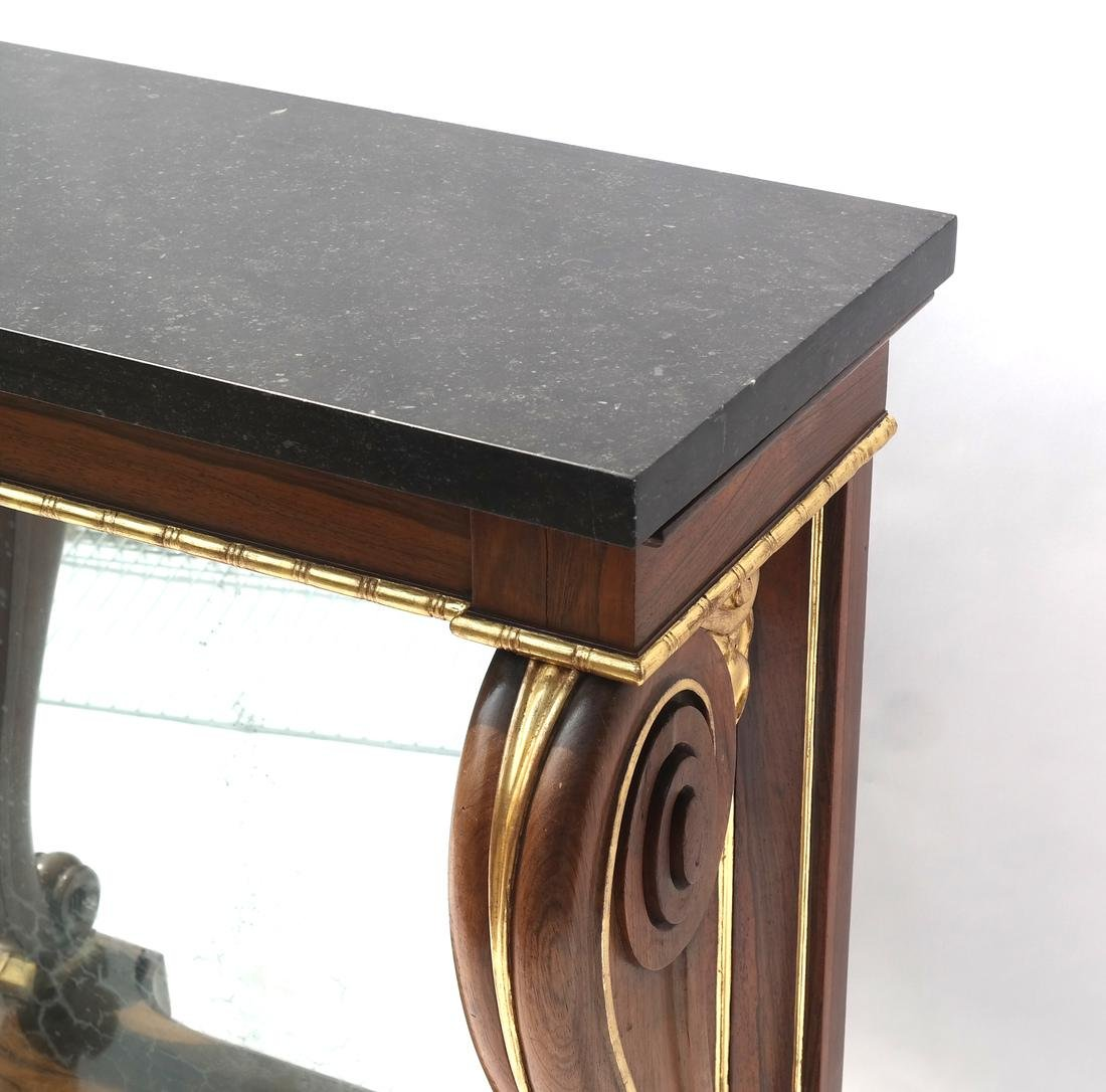 Pair of Regency Pier Consoles - 5