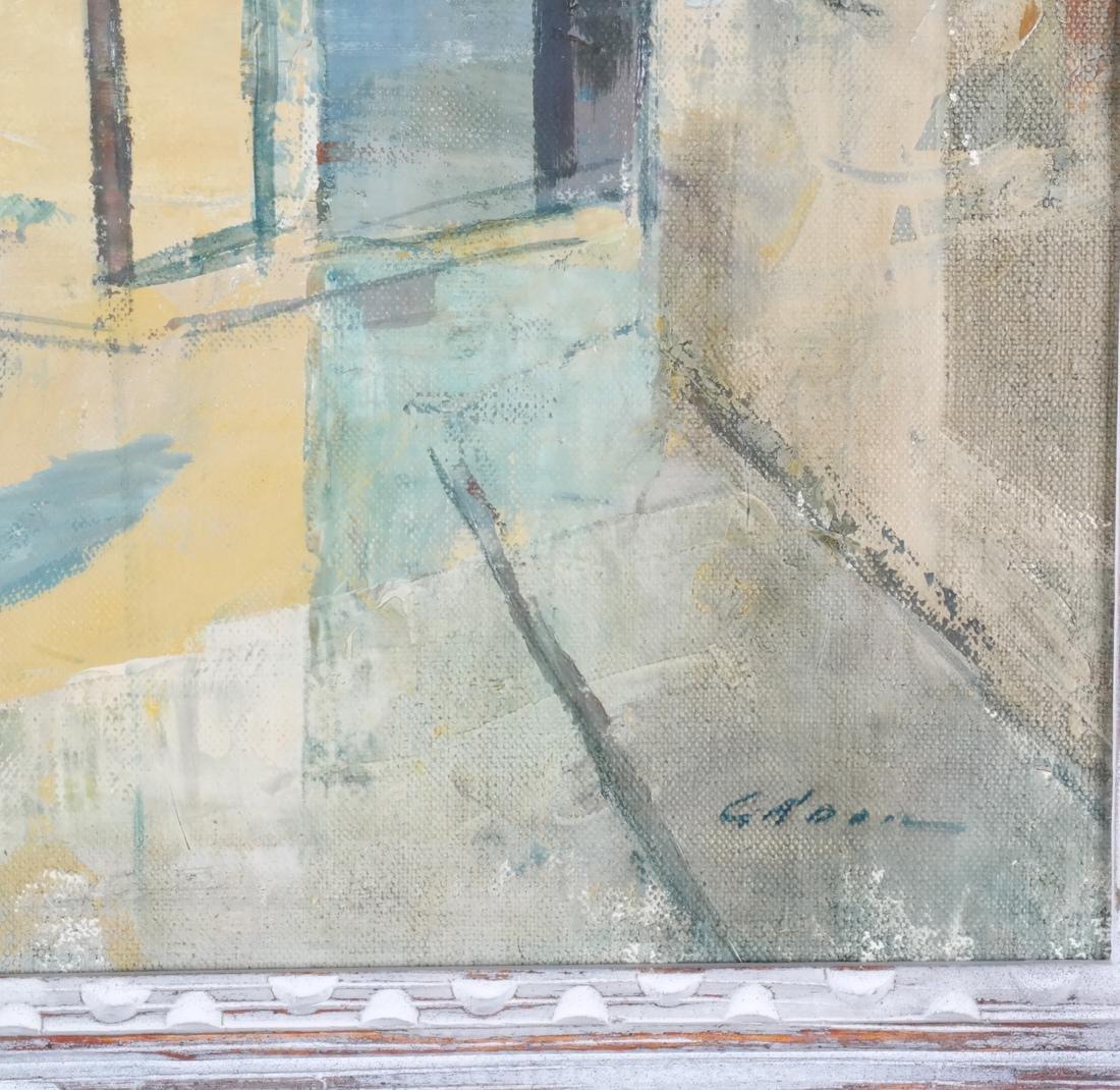 Modernist Figures - Oil on Canvas - 3