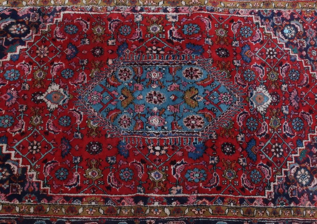 Persian-Style Decorated Rug - 2