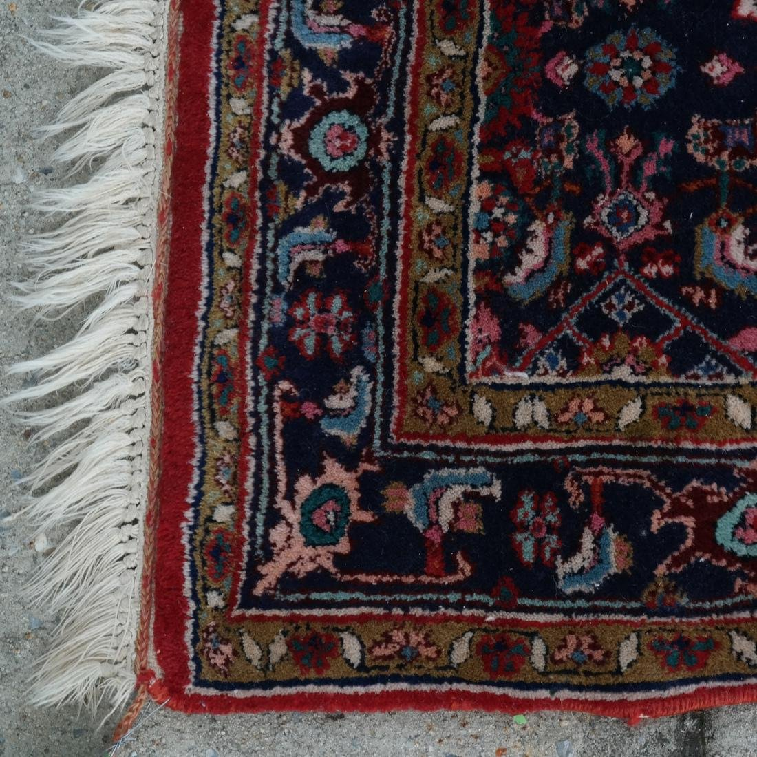Persian-Style Decorated Rug - 3