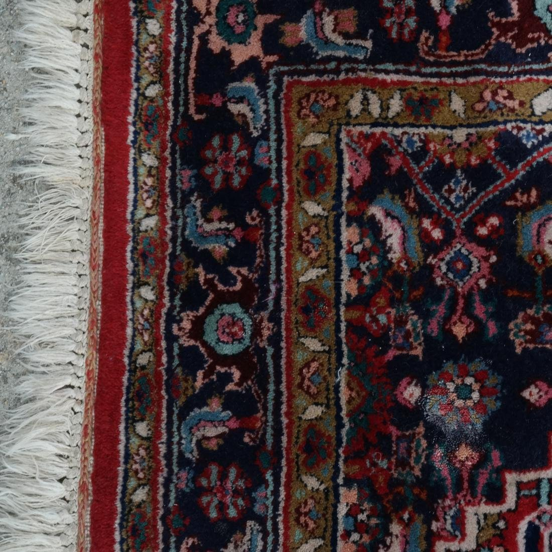 Persian-Style Decorated Rug - 5