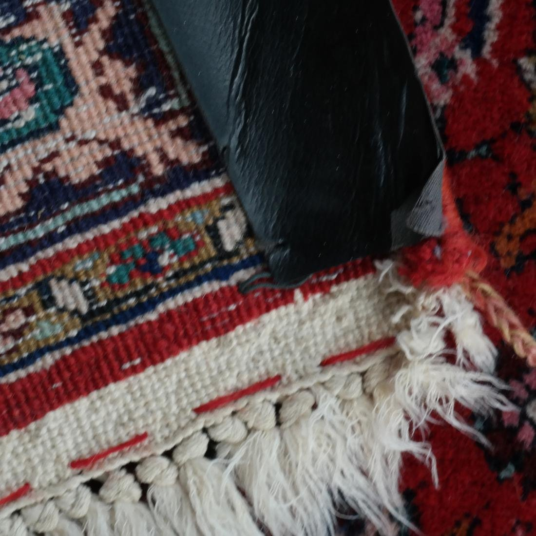 Persian-Style Decorated Rug - 6
