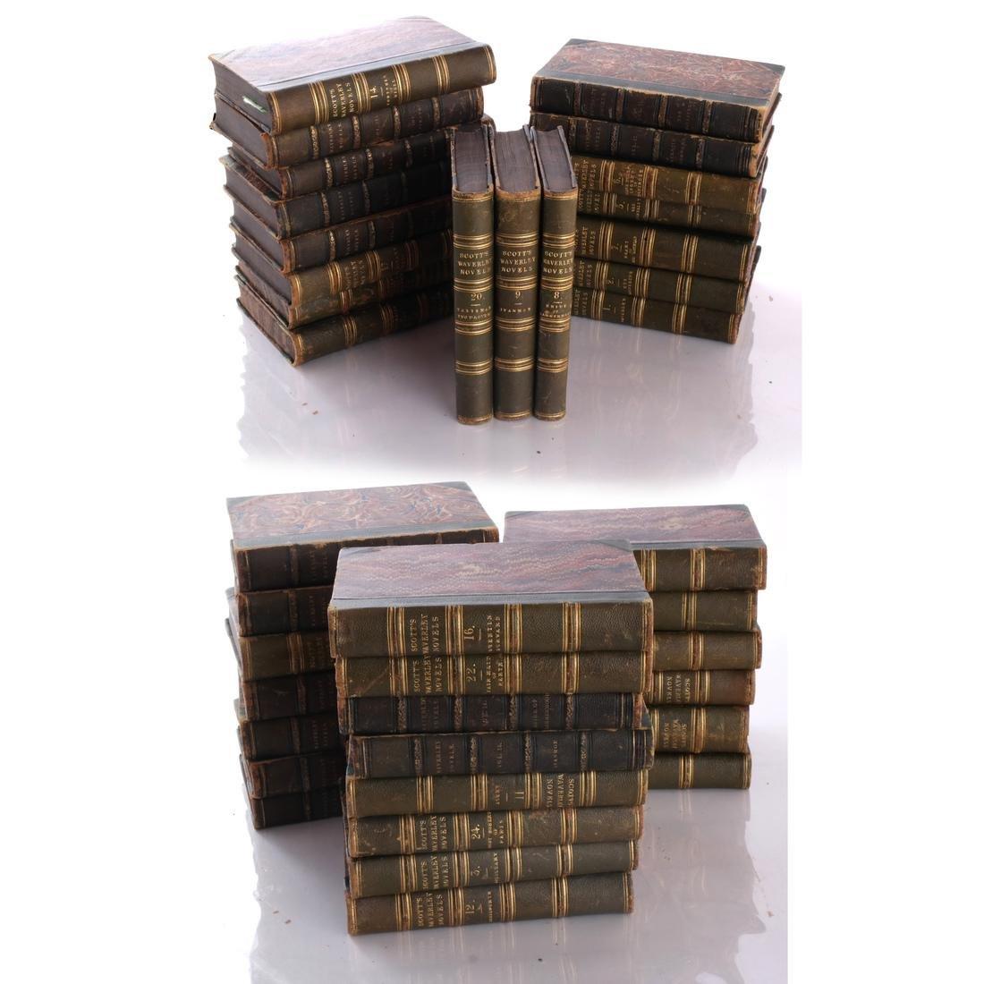 Books: Scott's Waverly Novels (38)