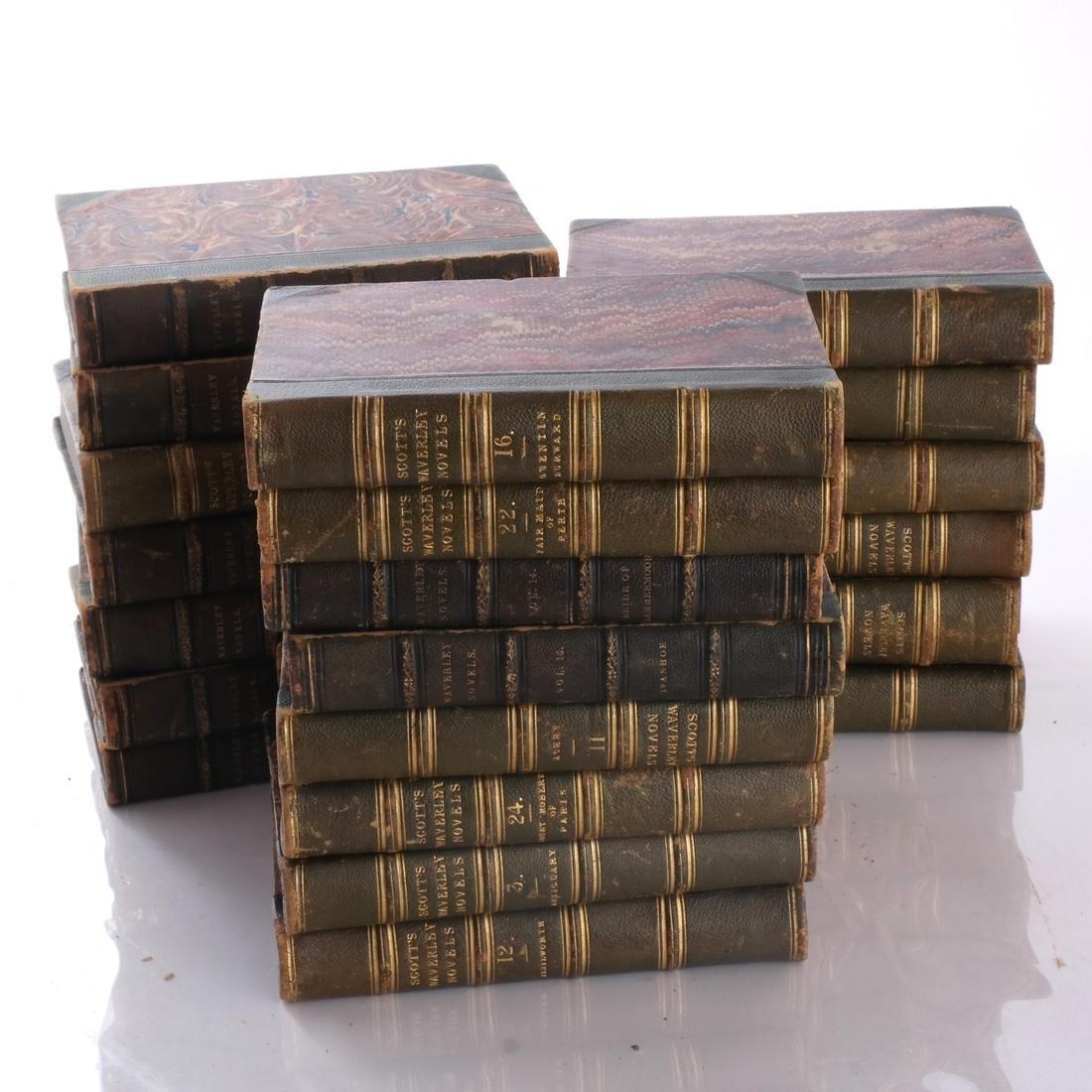 Books: Scott's Waverly Novels (38) - 2