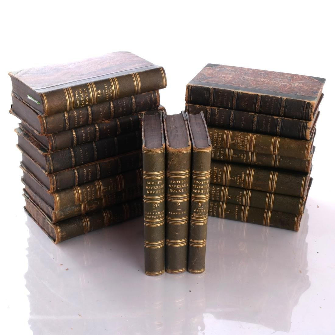 Books: Scott's Waverly Novels (38) - 3