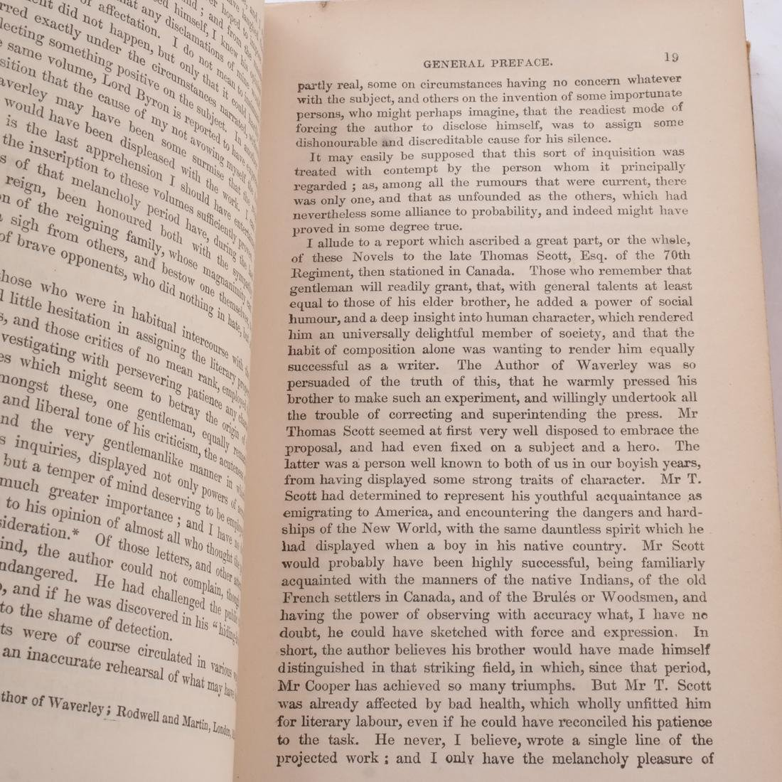 Books: Scott's Waverly Novels (38) - 7