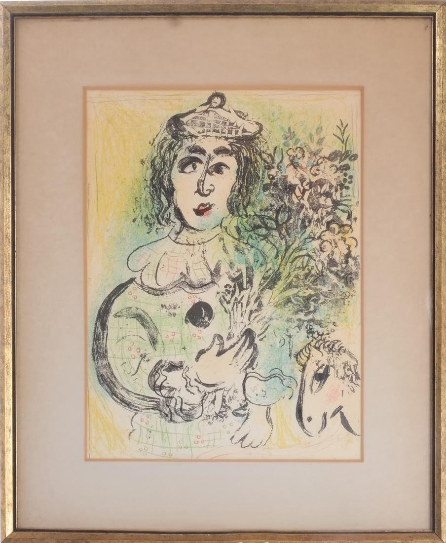 Two Marc Chagall Prints - 2