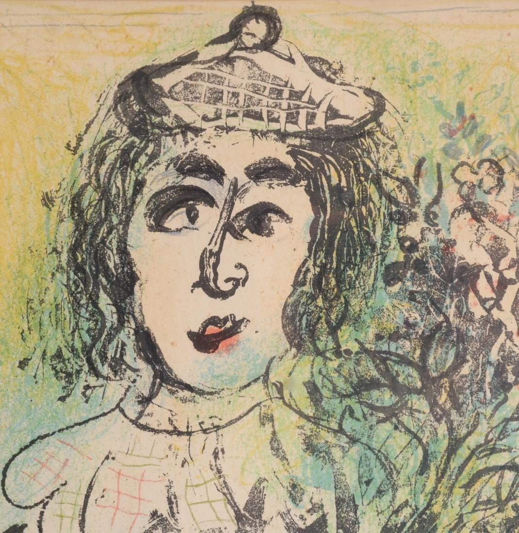 Two Marc Chagall Prints - 3