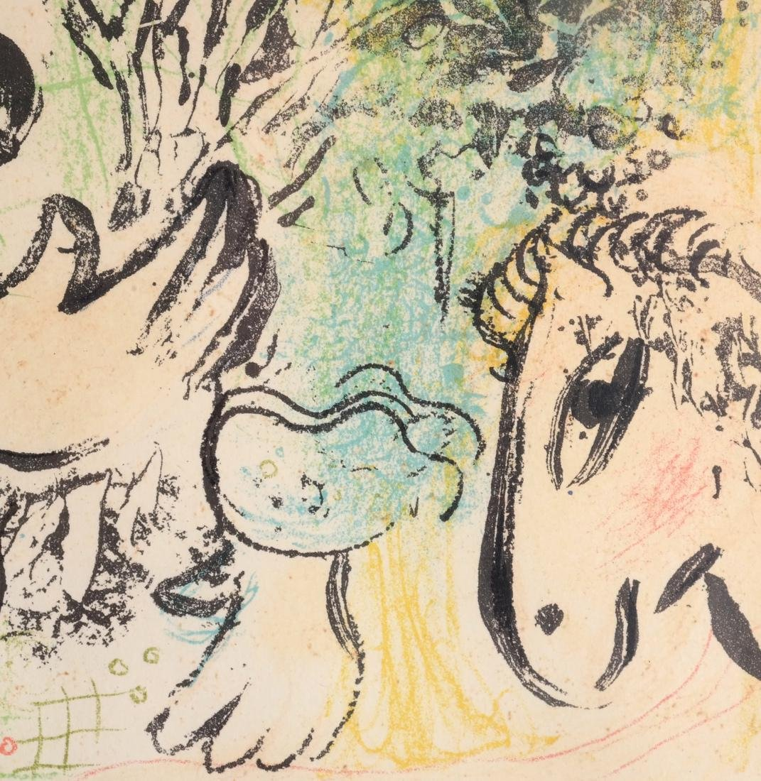 Two Marc Chagall Prints - 4