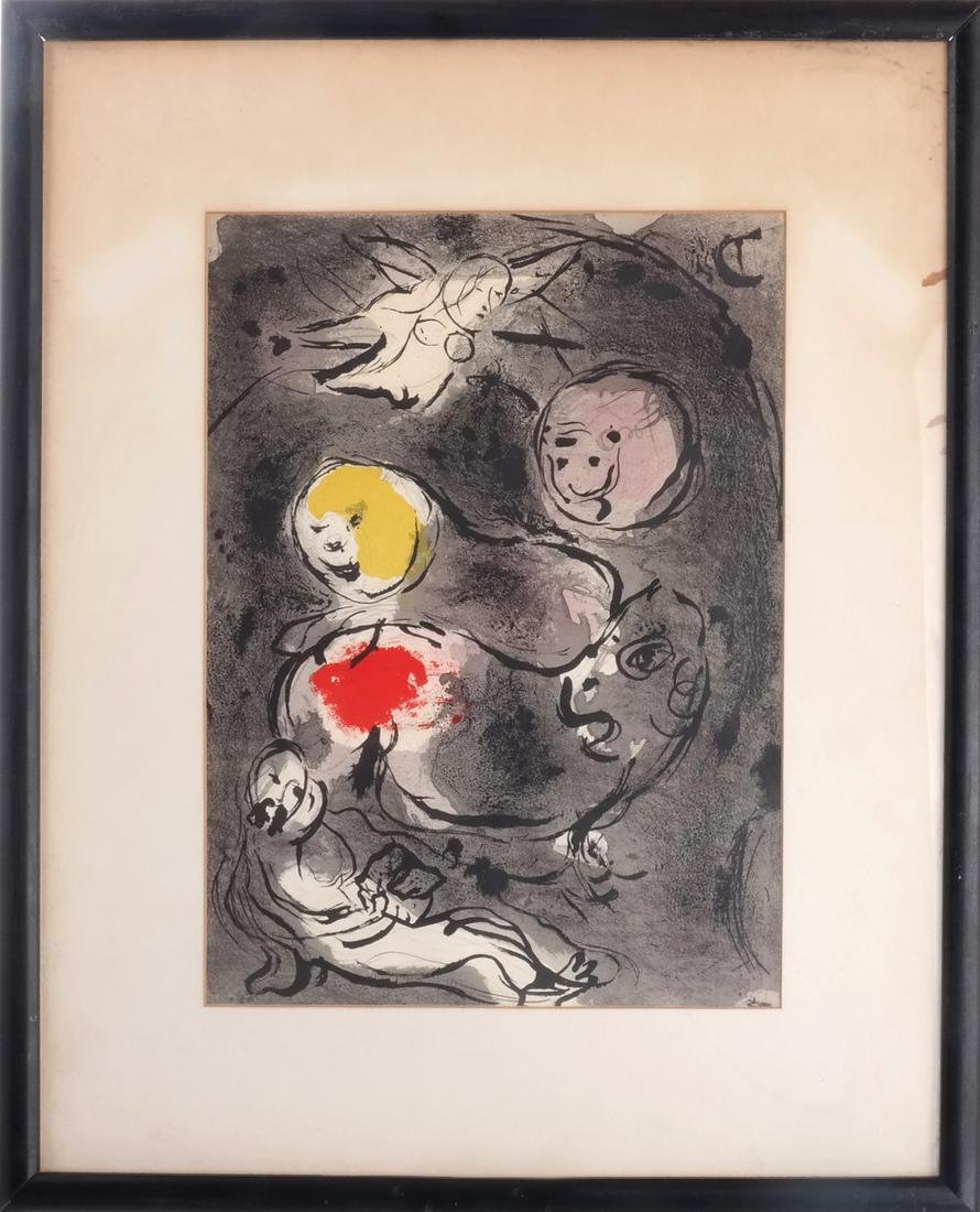 Two Marc Chagall Prints - 6