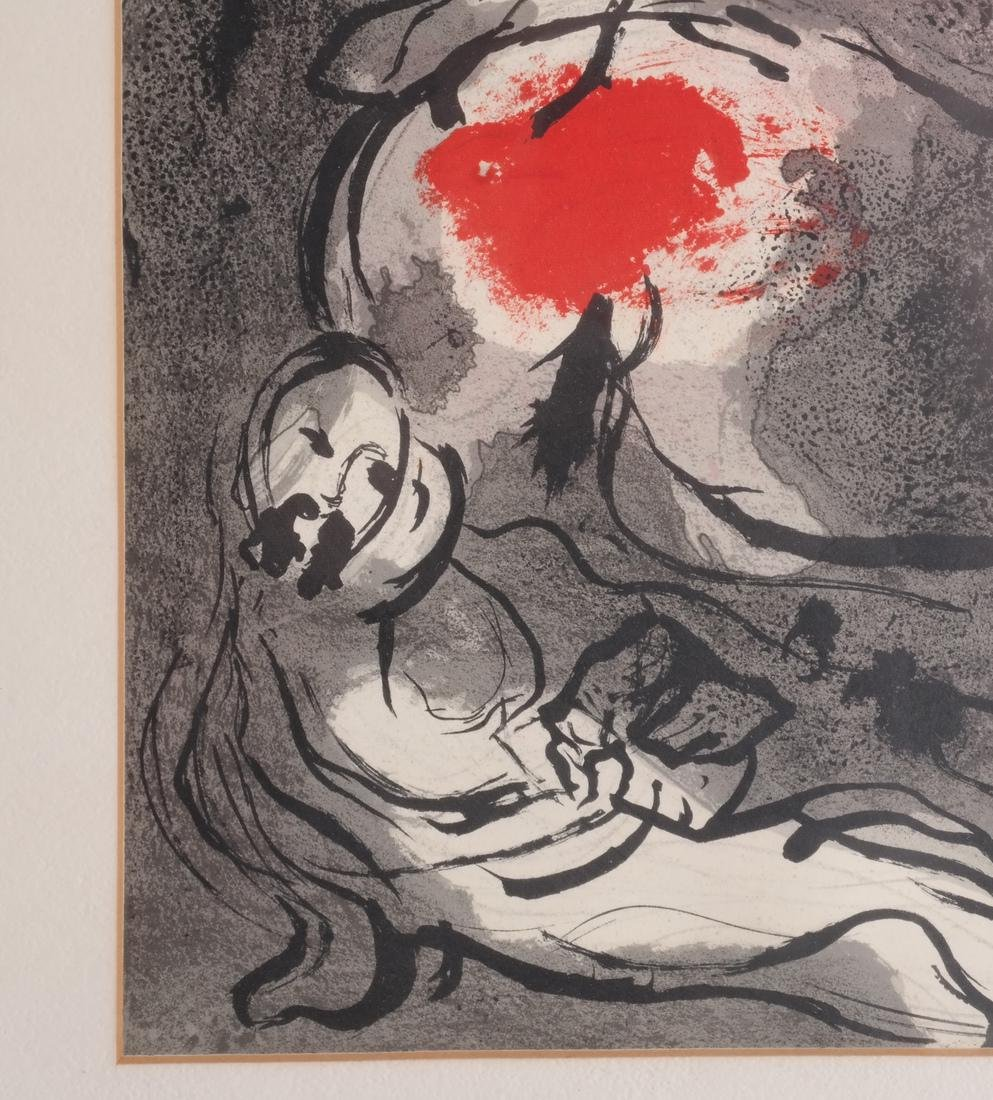 Two Marc Chagall Prints - 7