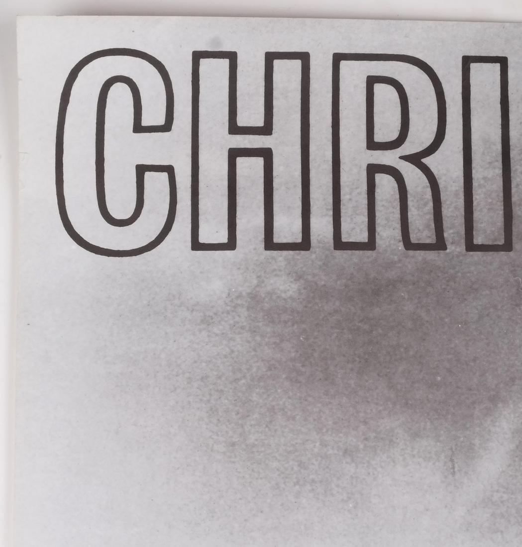 "Jean-Claude Christo: ""42390 Cubic Foot Em..."" - 3"