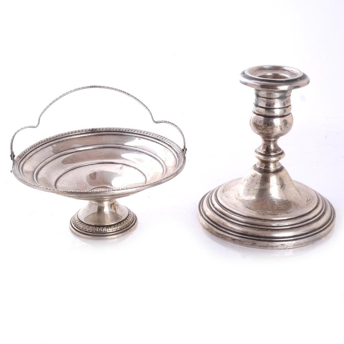 Collection Silver Weighted and Plated Articles - 4