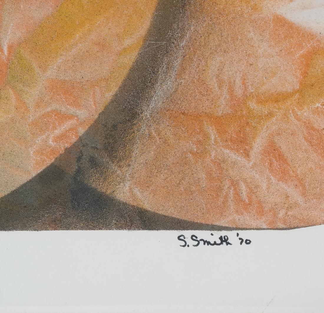 Shirley Smith, Disks - Mixed Media - 3