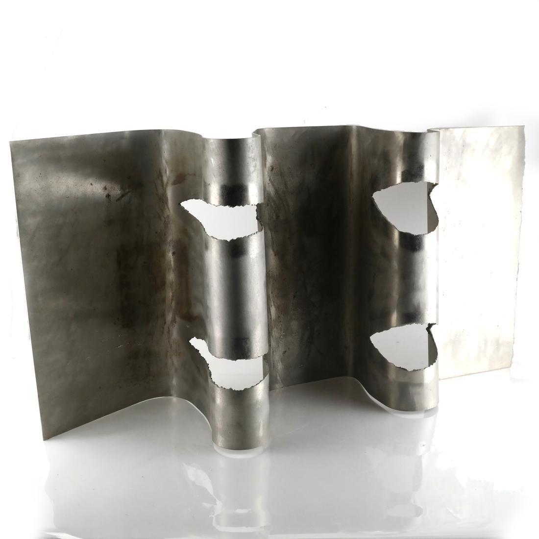 Lila Katzen Steel Sculpture