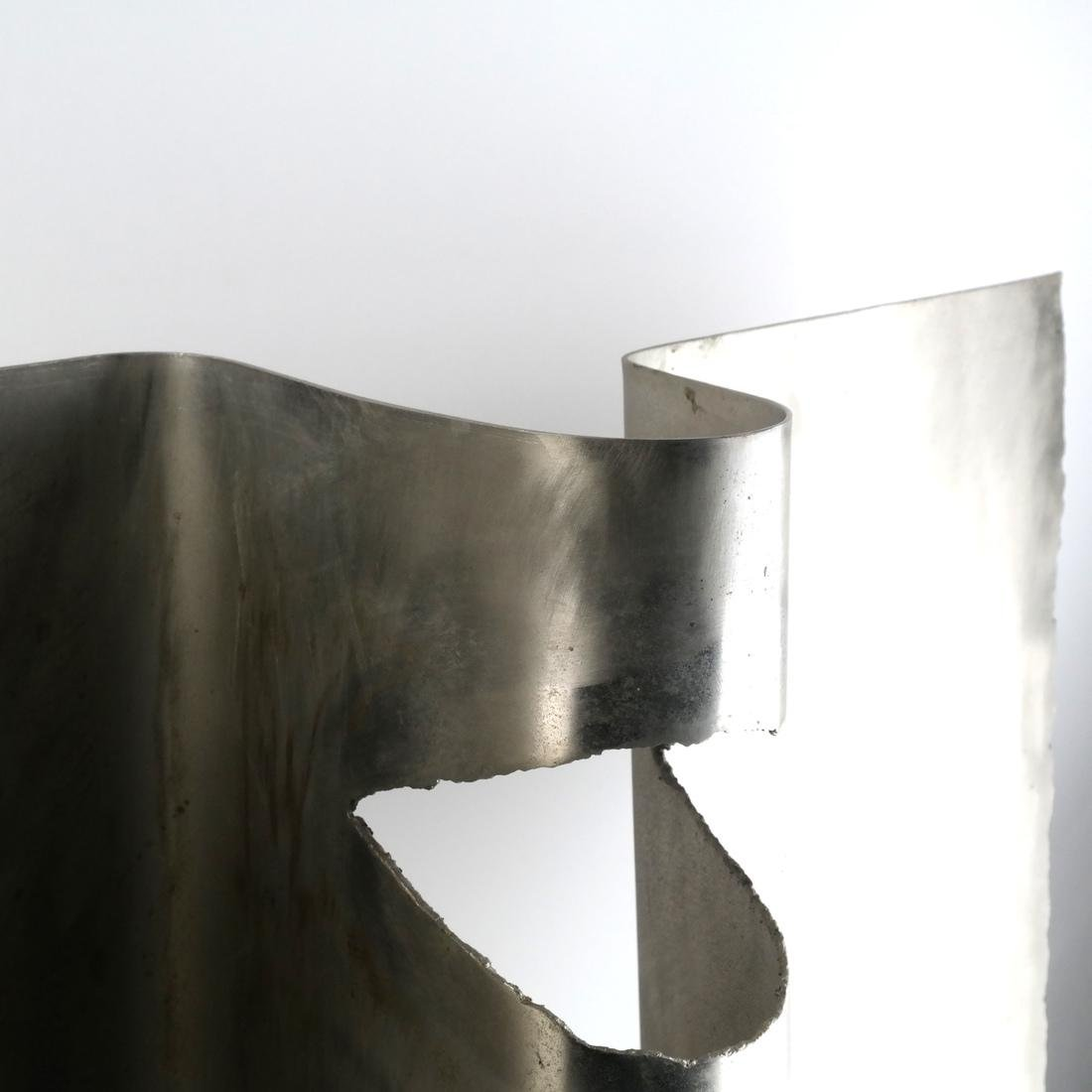 Lila Katzen Steel Sculpture - 3