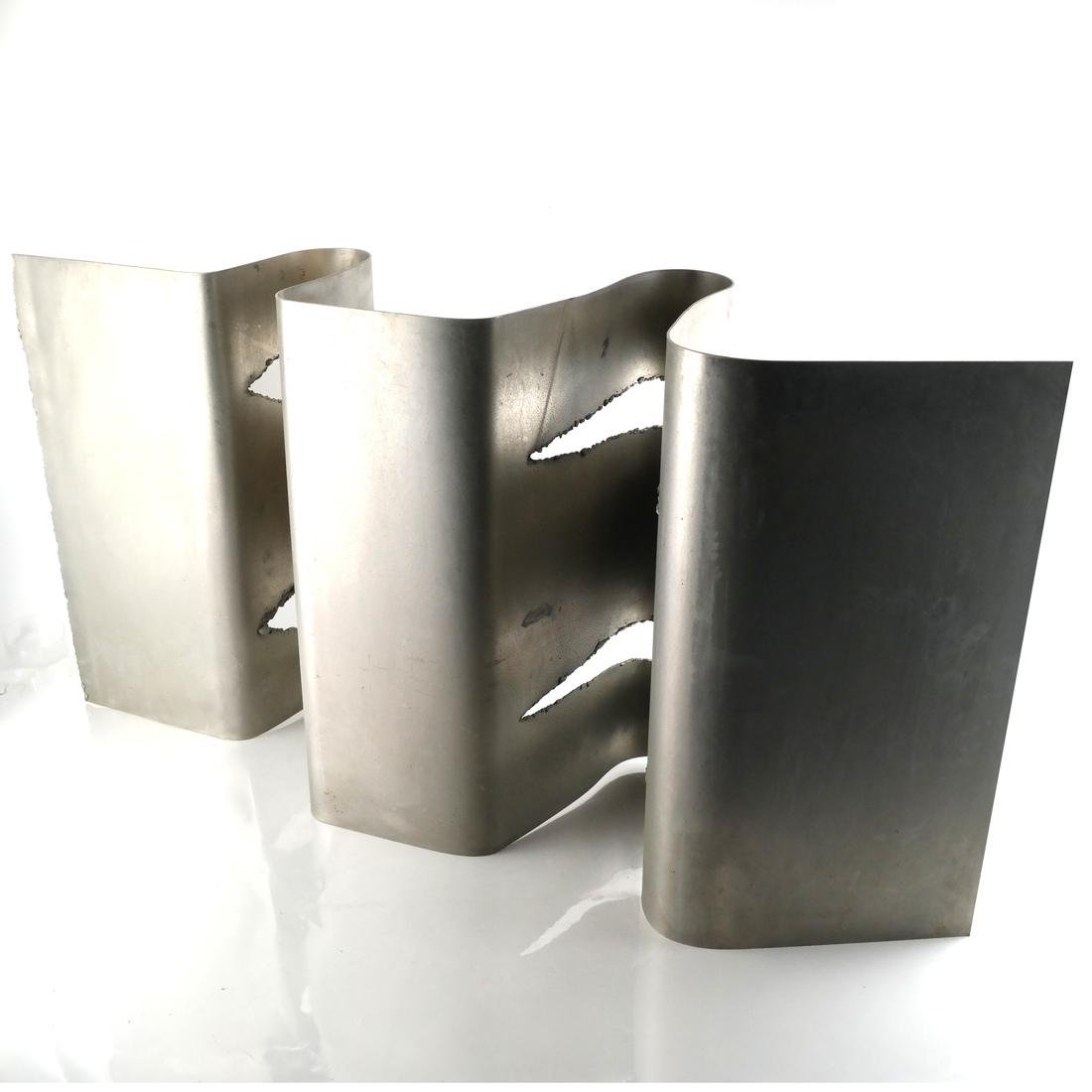 Lila Katzen Steel Sculpture - 4