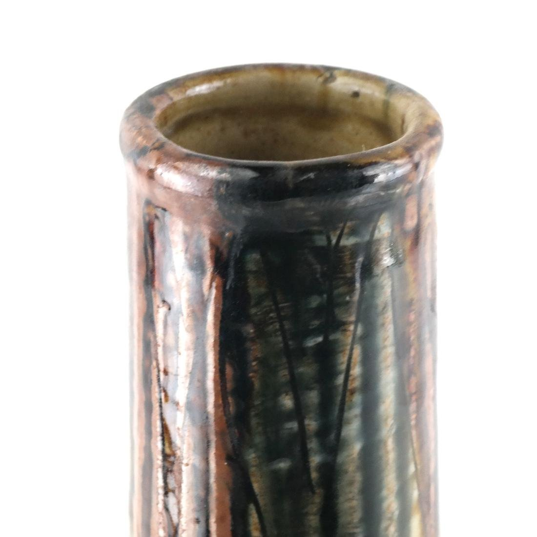 Modern Decorated Ceramic Vase - 6