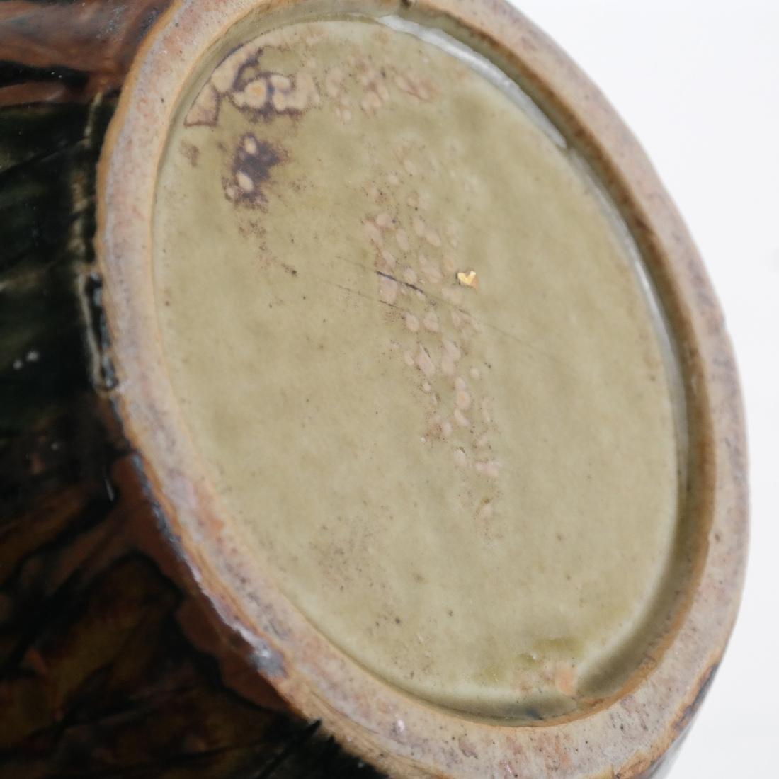 Modern Decorated Ceramic Vase - 8