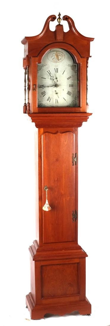 Two Grandfather Clocks (1 Complete) - 2