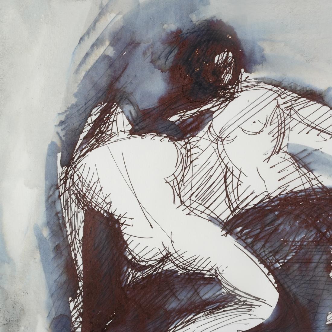 Dora Maar Abstract Painting - 3