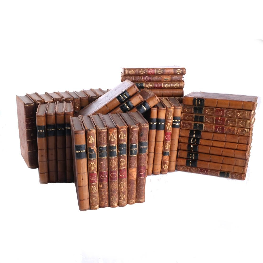 Books: 50+ Volumes