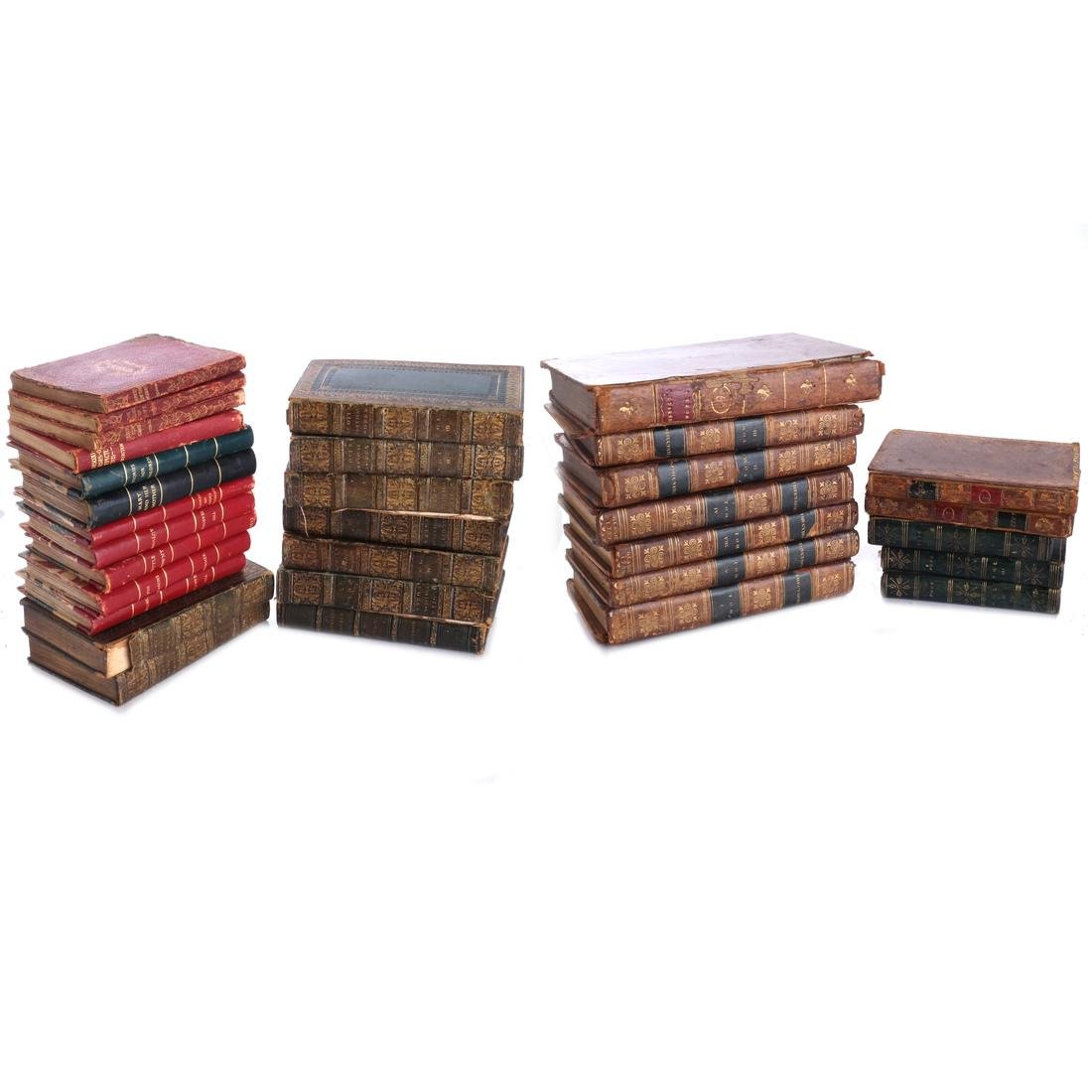 Books: 27+ Volumes