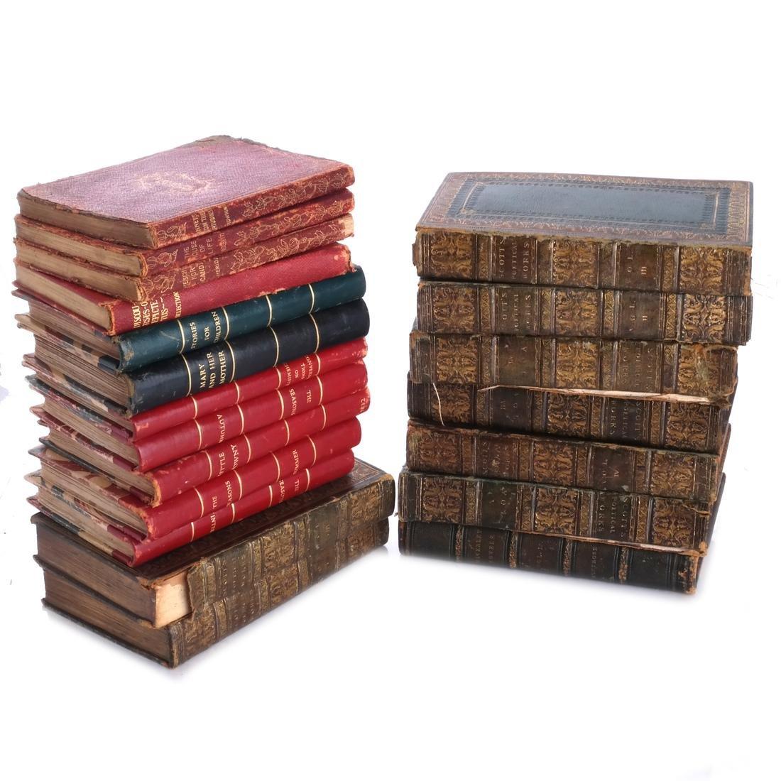 Books: 27+ Volumes - 2