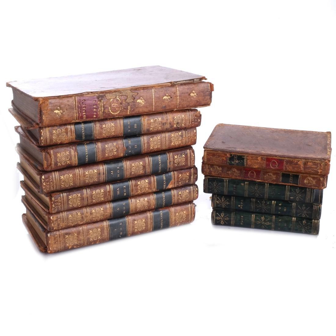 Books: 27+ Volumes - 3