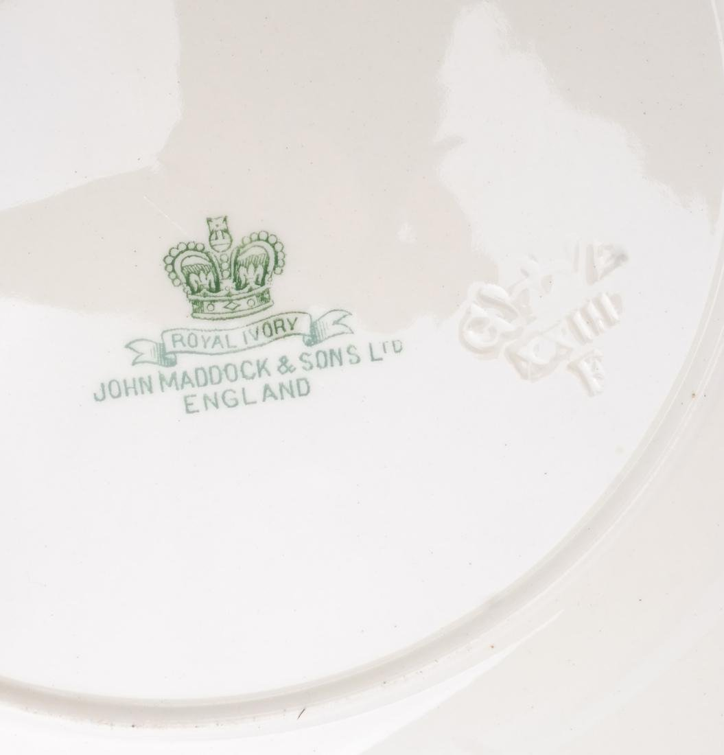 4 English Ironstone & Creamware Items - 3