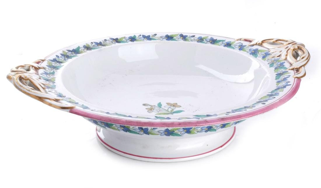 4 English Ironstone & Creamware Items - 4